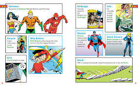 super heroes my first dictionary dc super heroes michael robin
