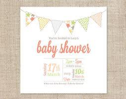 free baby shower invitation template plumegiant