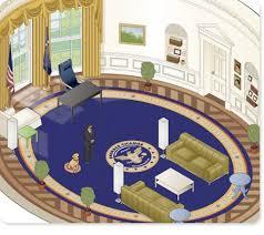 oval office ikea style
