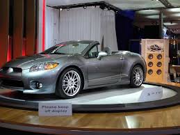2007 mitsubishi eclipse spyder information and photos zombiedrive
