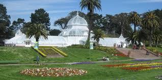 San Francisco Flower Garden by San Francisco Conservatory Of Flowers American Public Gardens