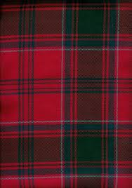 Scotch Plaid Modern Mclintock Tartan One Of The Septs Of The Clan Which Has Its