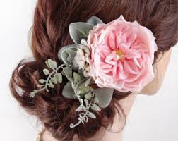 flower for hair etsy your place to buy and sell all things handmade