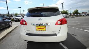 Nissan Rogue 2013 - 2013 nissan rogue s awd pearl white stk dw642089 rairdon u0027s