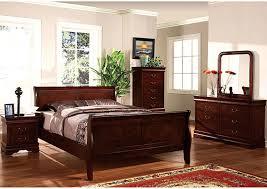 comfort zone mattress louis philippe ii cherry california king