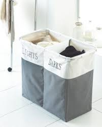 laundry hamper furniture bathroom white wood double laundry hamper for exciting laundry