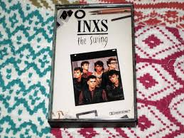 the swing inxs inxs the swing cassette 80s