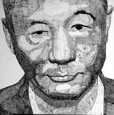 Sho Green doodle portraits jason sho green