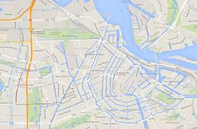 Odyssey Map Amsterdam Odyssey Tour Lemonberry