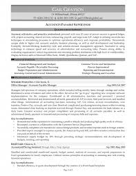 sample resumes for accounts payable sample resume for accounts