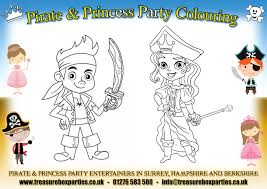pirate and princess party downloads free invitations and party