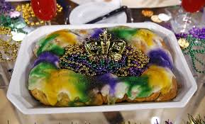 the king cake tradition explained eater