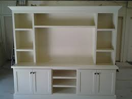 White Distressed Bookcase by Best 25 White Entertainment Centers Ideas On Pinterest Built In