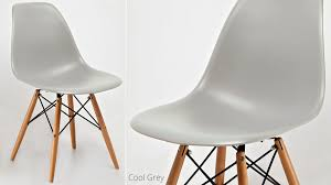 eames inspired dining table grey plastic dining chairs chaises pinterest plastic dining
