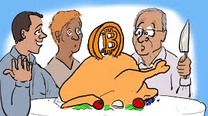how to talk to your and about bitcoin on thanksgiving