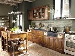 deco cuisine ancienne deco ancienne cagne idées décoration intérieure