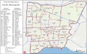 Map Of Toronto And New York by District Map Treb Living Realty Inc Where Homes And Owners