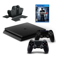 target uncharted 4 black friday 4 500gb uncharted 4 a thief u0027s end bundle with controllers