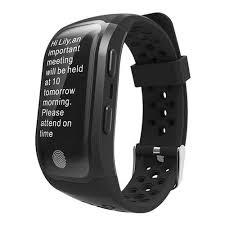 bracelet black images Makibes g03 smart bracelet black jpg