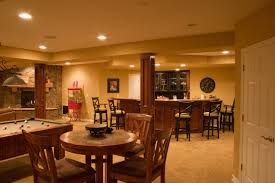 creating a warm and comfortable space for your family in your basement