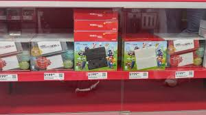 target new nintendo 3ds black friday black friday nintendo 3ds spotted in stores now
