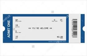 blank ticket template best 20 ticket template ideas on pinterest