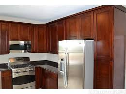 Shaker Cherry Kitchen Cabinets Buy Cherry Shaker Kitchen Cabinets From Gec Cabinet Depot
