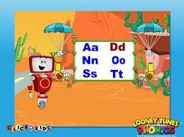looney tunes looney tunes phonics android apps on google play