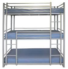 Steel Frame Bunk Beds by Triple Metal Bunk Bed Triple Metal Bunk Bed Suppliers And