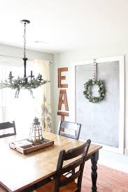 White Christmas House Decor by Christmas Home Tour Kitchen And Gallery Wall The Turquoise Home
