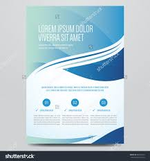 royalty free flyer brochure poster annual report magazine cover