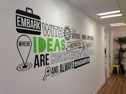 office wall art wall art designs office wall art branded office wall vinyl