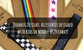 kids in mind doonbug designs accessories designed with kids in mind