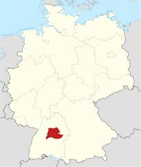 map of germany showing rivers germany rivers map