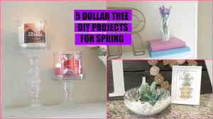 Diy Home Decorations by Dollar Tree Diy Home Decor Collab Youtube