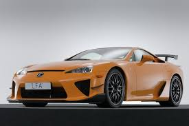 lexus lfa revving rumors new lexus lfa special coming to tokyo show while toyota is