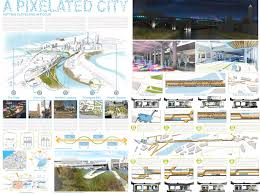 Rivergate Floor Plan Gallery Of Transforming The Bridge Competition Winners 13
