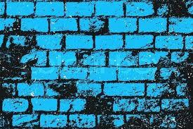 wallpaper for rough walls abstract brick wall surface vector