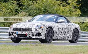 future bmw 2019 bmw z5 roadster future cars car and driver