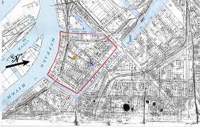 Map Of Buffalo New York by Buffalo