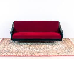 vintage 50s convertible sofa u2013 oddhaus vintage
