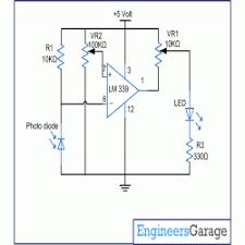 light sensor using photodiode engineersgarage