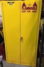 Justrite Flammable Liquid Storage Cabinet Flammable Cabinet Ebay