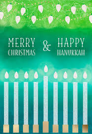 merry and happy hanukkah card greeting cards hallmark