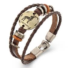 bracelet designs men images Mens braided leather bracelet grace callie designs jpg