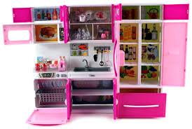 Plastic Toy Kitchen Set Amazon Com My Happy Kitchen Dishwasher Sink Refrigerator Battery