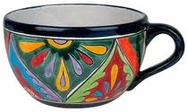 talavera flower pots planters and mexican garden pottery