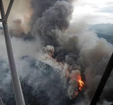 Alaska Wildfire Climate Change by Living On Earth Climate Change Fuels Wildfires