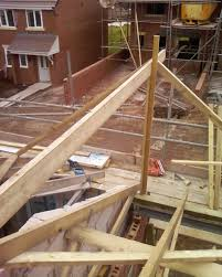 a small cut dormer roof from the uk carpentry picture post