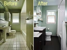 easy bathroom remodel ideas remodeled bathrooms before and after roswell kitchen bath easy